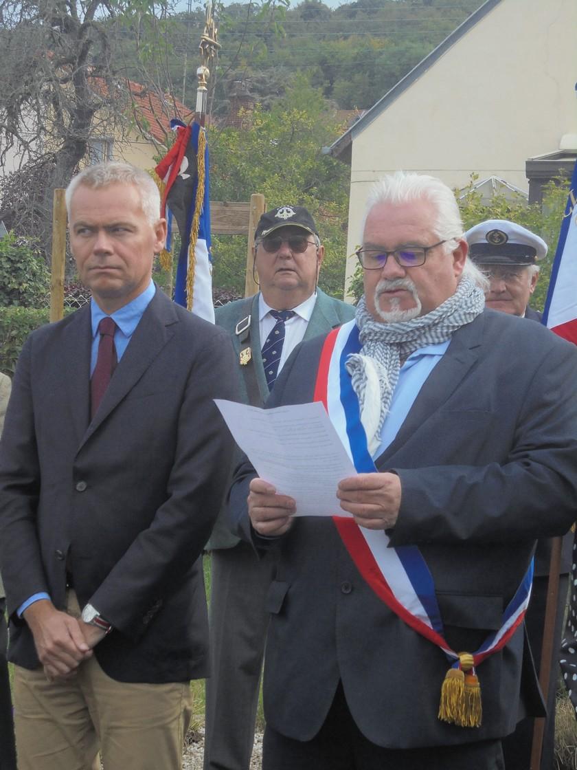 """[ Associations anciens Marins ] A.G.A.S.M. Le Havre section """"ESPADON"""" - Page 5 352494DSC03998"""