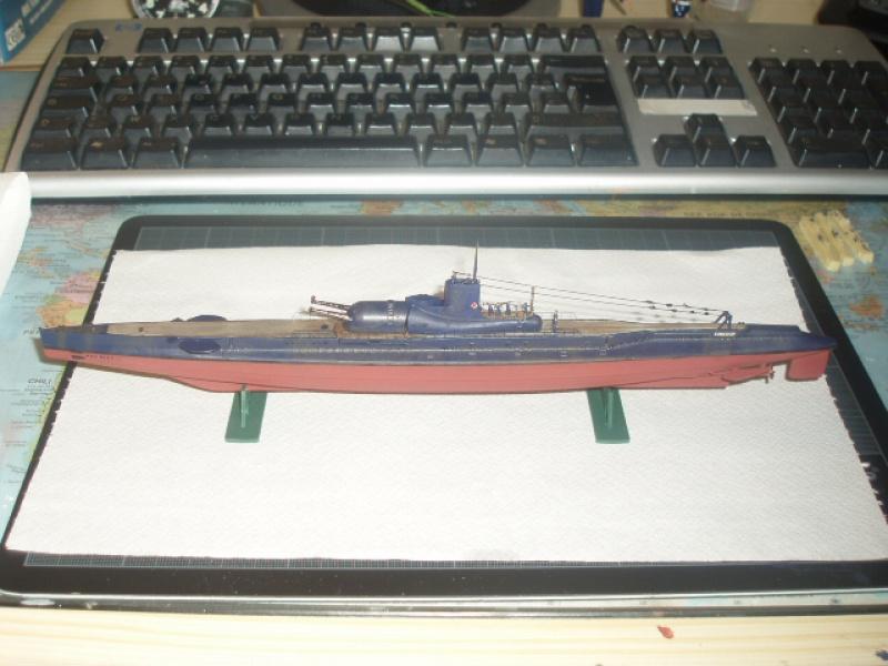 sous-marin SURCOUF 1/400 352853r95b