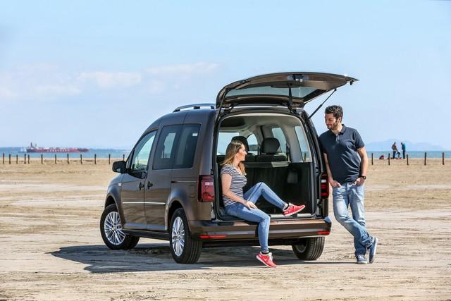 Le nouveau Caddy – toujours le meilleur choix  353368hd20150416li024