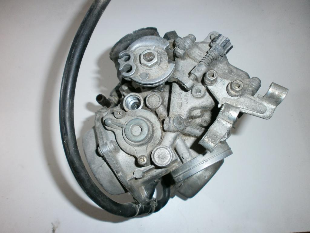 Nettoyage carburateurs de transalp 600 353620P1270004