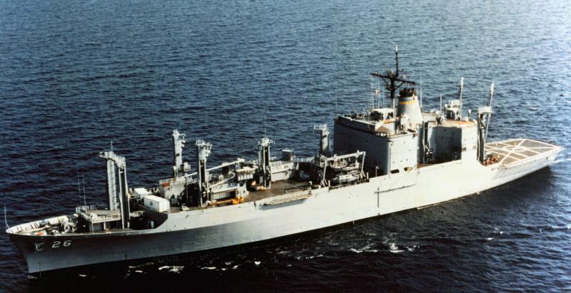 USN CROISEUR LOURD USS WICHITA 353811USSKilaueapremirephotoarticle