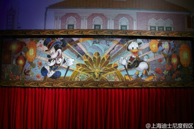 [Shanghai Disneyland] MICKEY AVENUE 354580sdl4