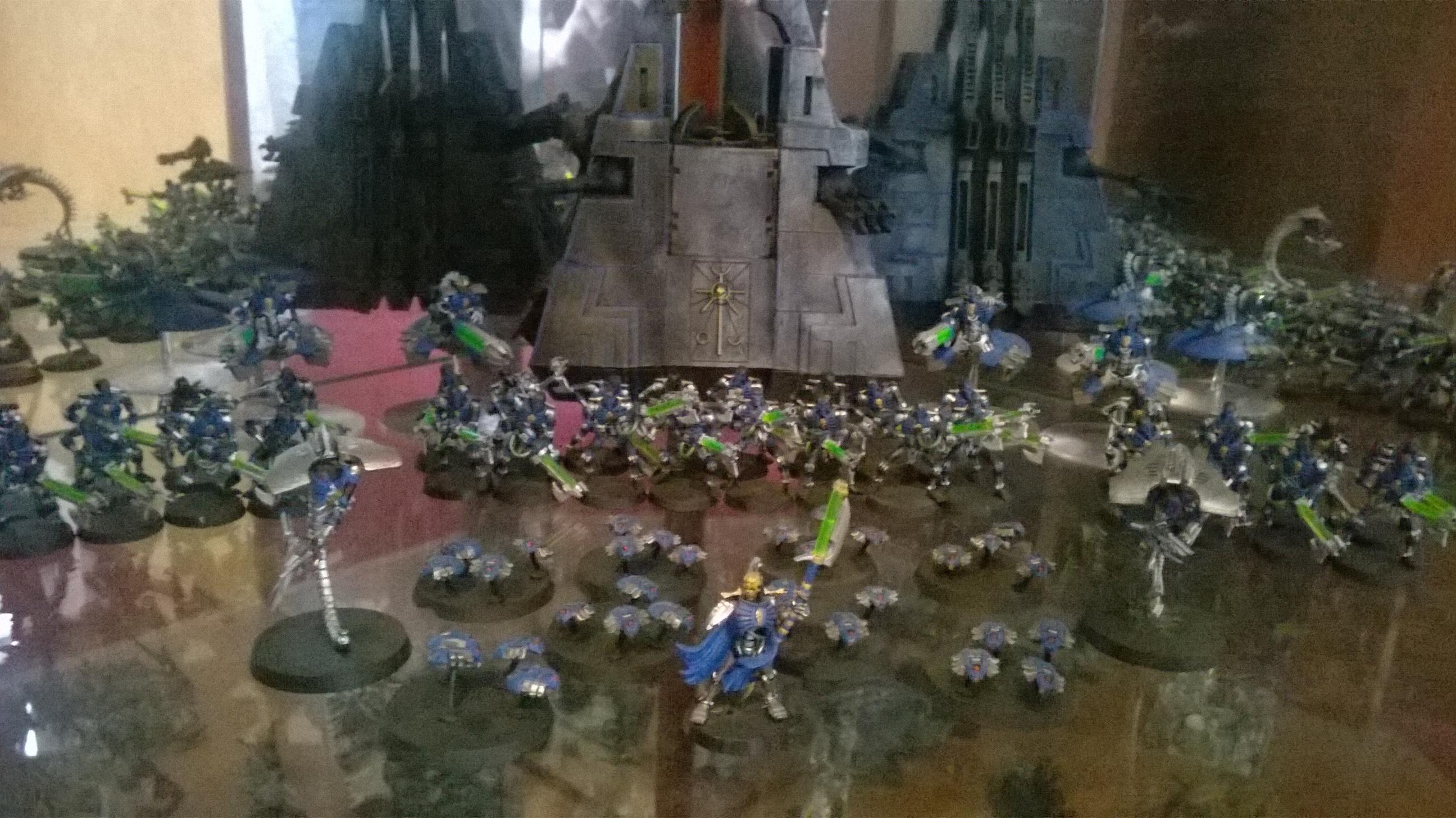 Les Armées de Nico. (Battle & 40K) 3556707737