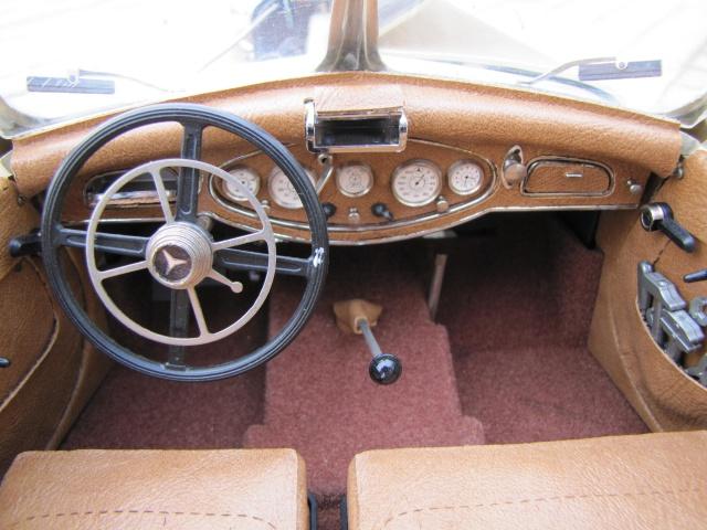 "Rolls Royce phantom II 1934 POCHER 1/8 ""Star of India 355958IMG0004"