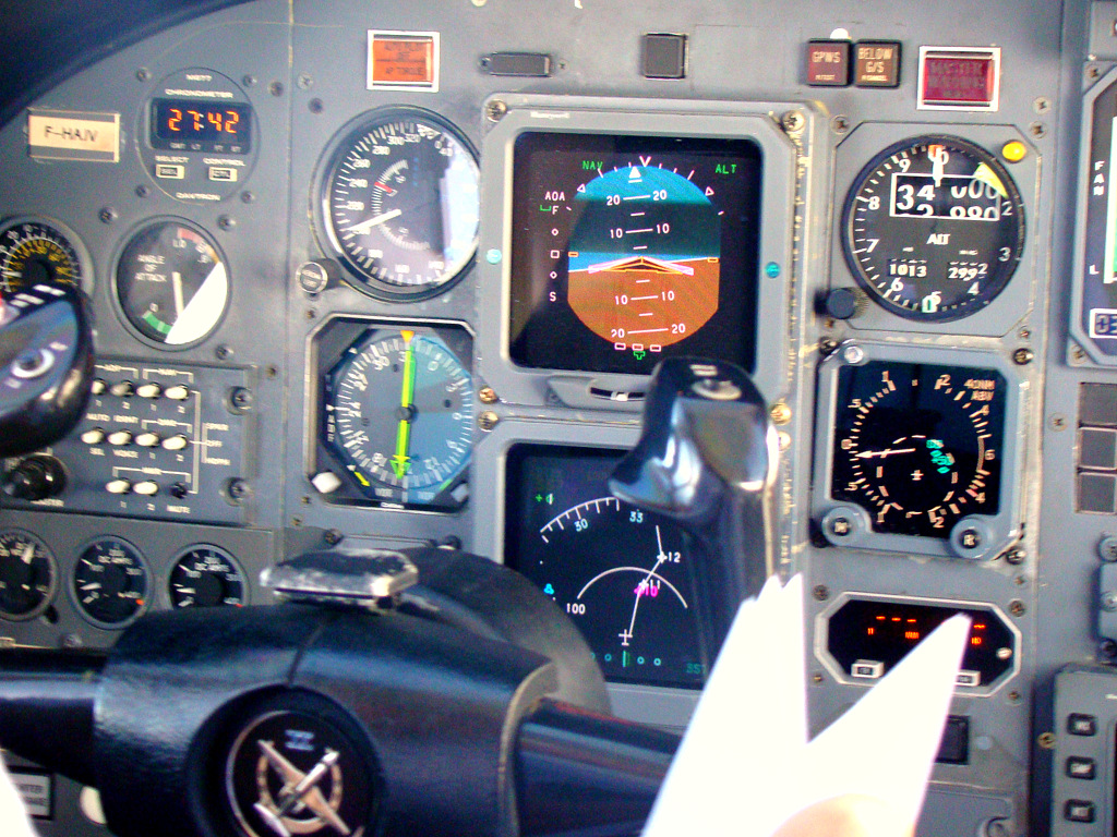 Vol en Cessna 550 CitationII , Cannes-Le Bourget 356879DSC03403