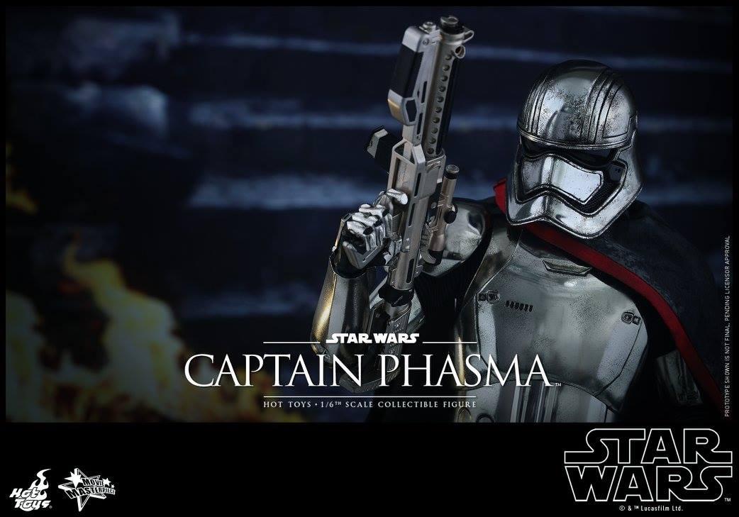 HOT TOYS - Star Wars: TFA - Captain Phasma 357211114