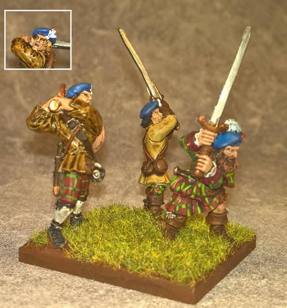 English civil war - highlanders 357522Highlanders2