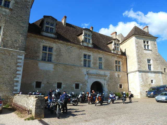 KTM Adventure Day's 2014 en BOURGOGNE : C.R. et images 358026P1360736