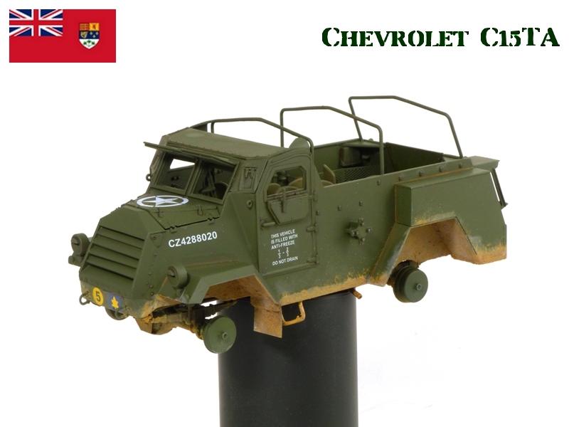 CHEVROLET C15TA - Normandie 44 - IBG 1/35 358557P1040549