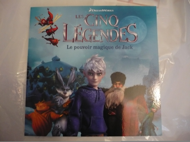 ~ Collection DreamWorks de Kimii ~ 3588180342