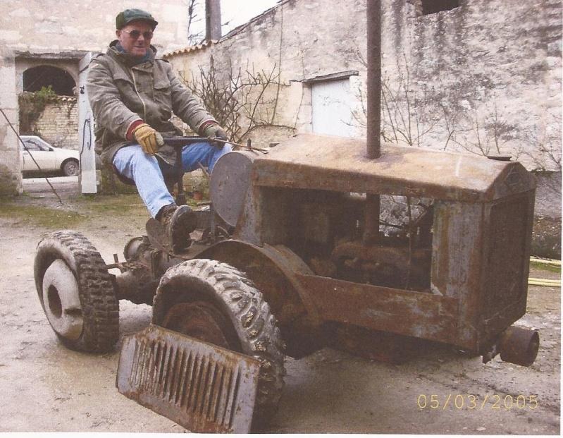 TRACTEUR - ALMACOA....le 1er tracteur 4x4 de petite taille 3589260810
