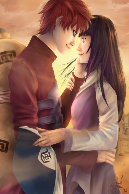 Gaara x Hinata - Page 2 361804GaaraHinata