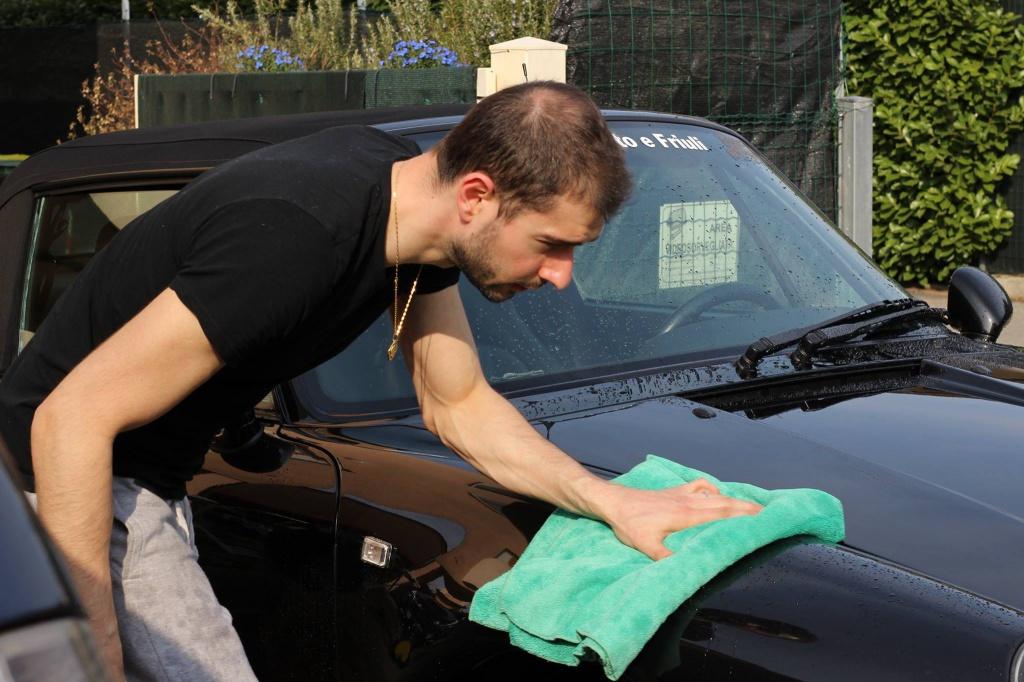 PORSCHE 993 Cabrio - Preparazione interna/esterna 3618850934
