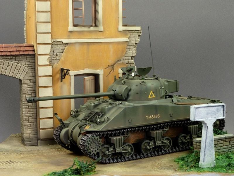 SHERMAN M4A3E2 JUMBO - TASCA 1/35 362392P1020679
