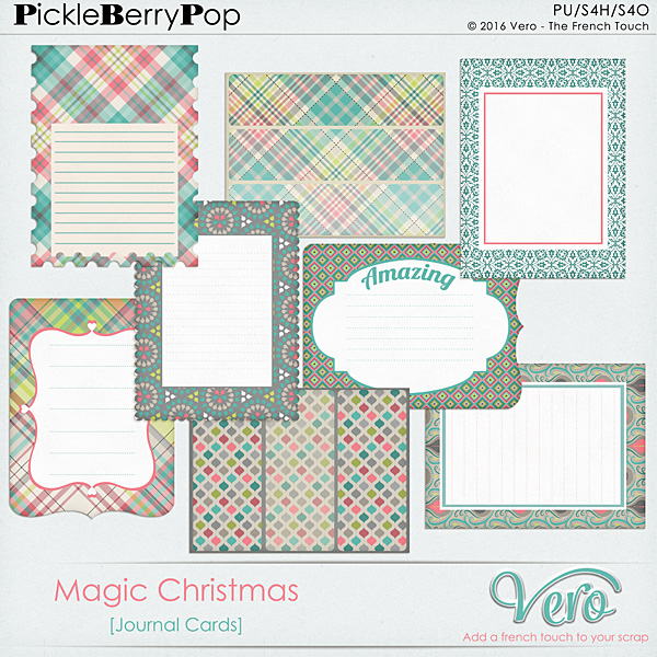 Véro - MAJ 02/03/17 - Spring has sprung ...  - $1 per pack  - Page 10 363025Veromagicchristmasjcpv