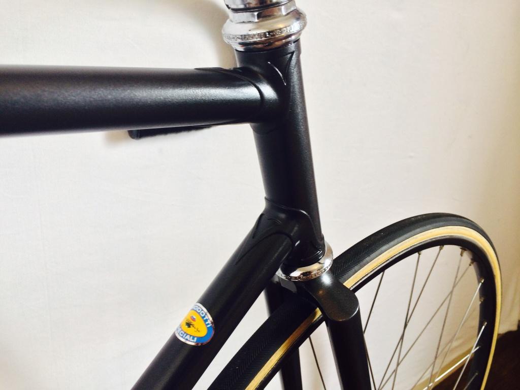 Vélo de piste Jean Marie Brun Tubes Columbus 363190image