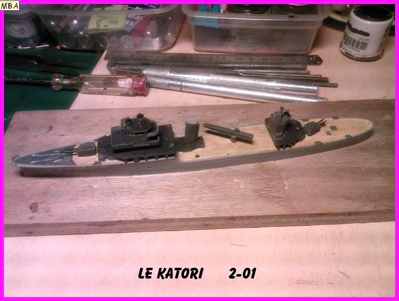 CROISEUR KATORI au 1/700 par l'ancien - AOSHIMA 363546katori_2_01