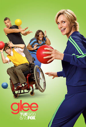 Glee Season 3: Posters Promotionnels 363557004