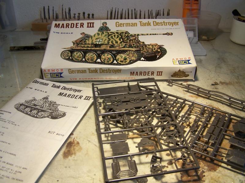 (Esci) Marder 3 panzerjager 3635931005431