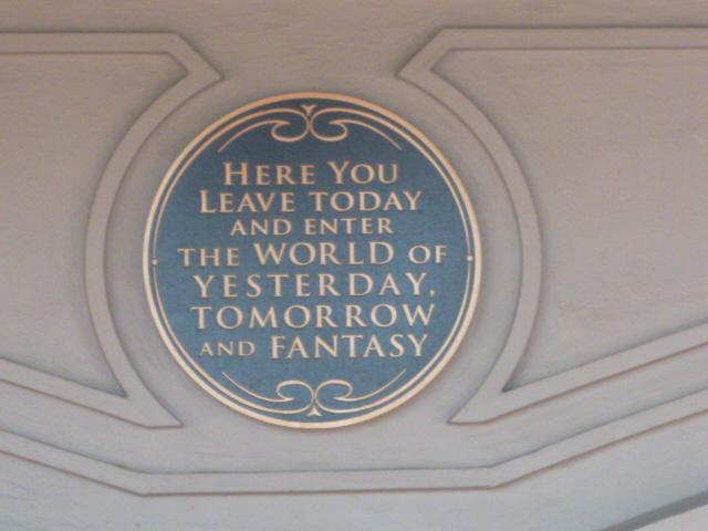 Séjour à Disneyworld du 13 au 21 juillet 2012 / Disneyland Anaheim du 9 au 17 juin 2015 (page 9) - Page 2 364270P1010048