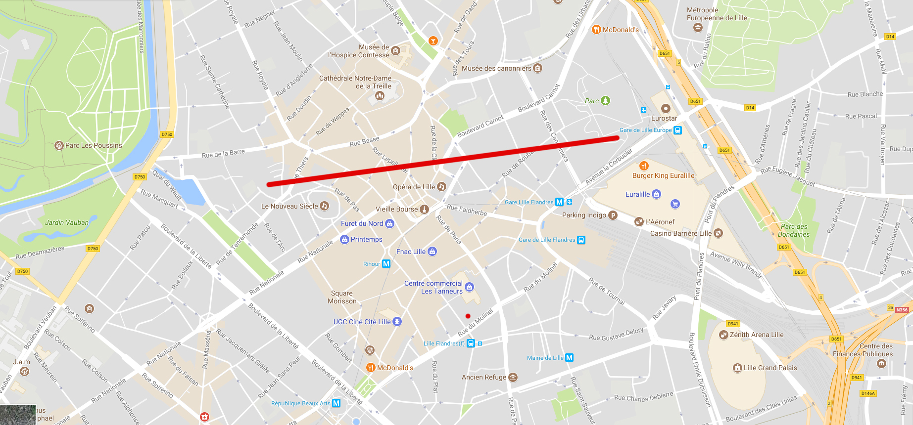 2017: le 01/09 à 23h30 - Ovni en Forme de triangle -  Ovnis à LILLE - Nord (dép.59) 364655observation
