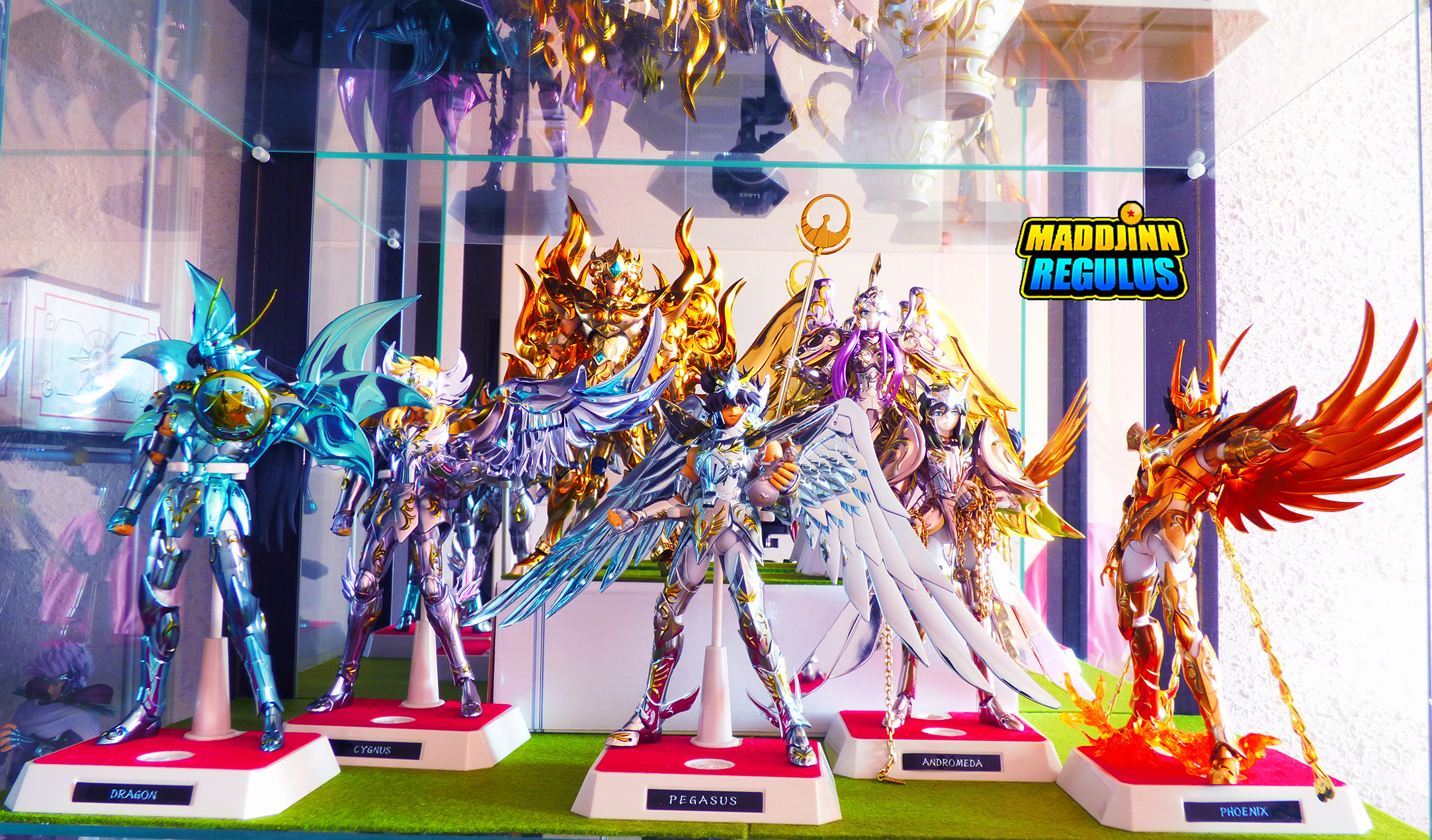 Les photos/montages de votre Myth Cloth EX du Lion Soul of Gold (God Cloth) 364775etagegodcloth