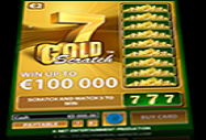 Casinoluck jeux 7Gold