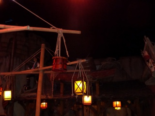 le pirate paradise à Montpellier 365443SAM0150