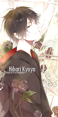 Hibari Kyôya