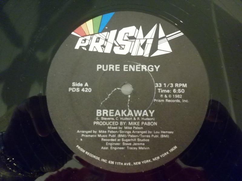 PURE ENERGY 366090breakaway
