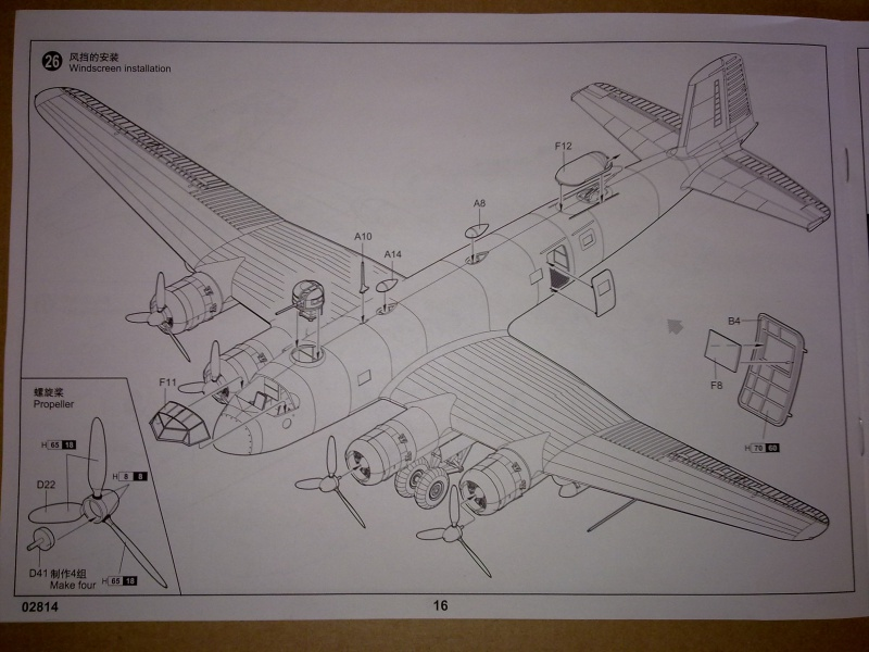 """FW200C-4 """"Condor"""" 367534221020111727"""
