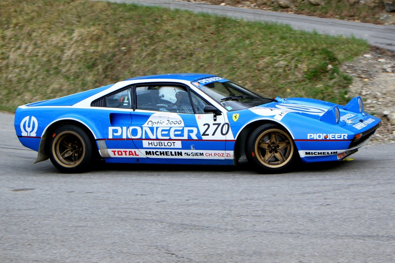 Les Ferrari au Tour Auto 2014 368462TourAuto2014270
