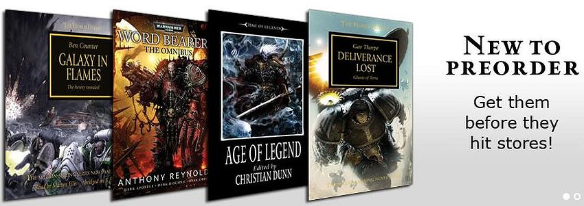 Programme des publications The Black Library 2011 / 2012 / 2013 - UK - Page 5 368476preoder