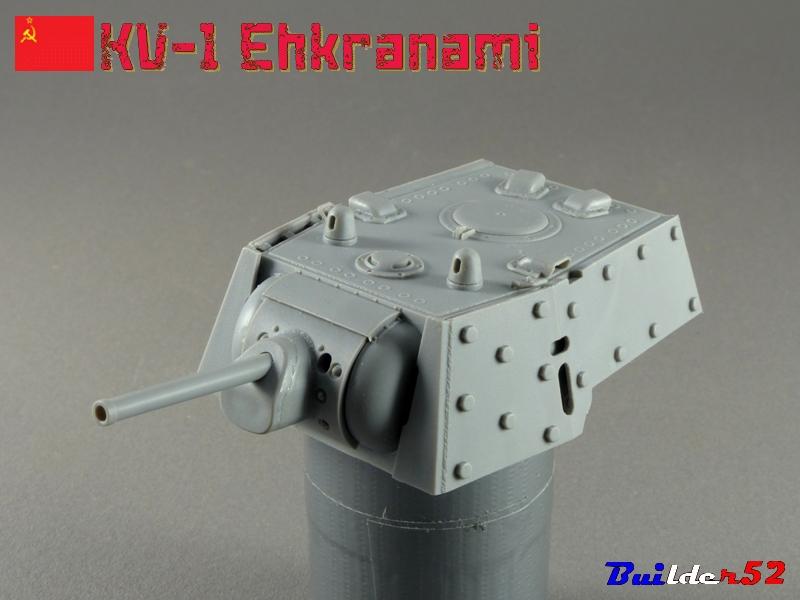 KV-1 Ehkranami  -  TRUMPETER 1/35 368756P1030084