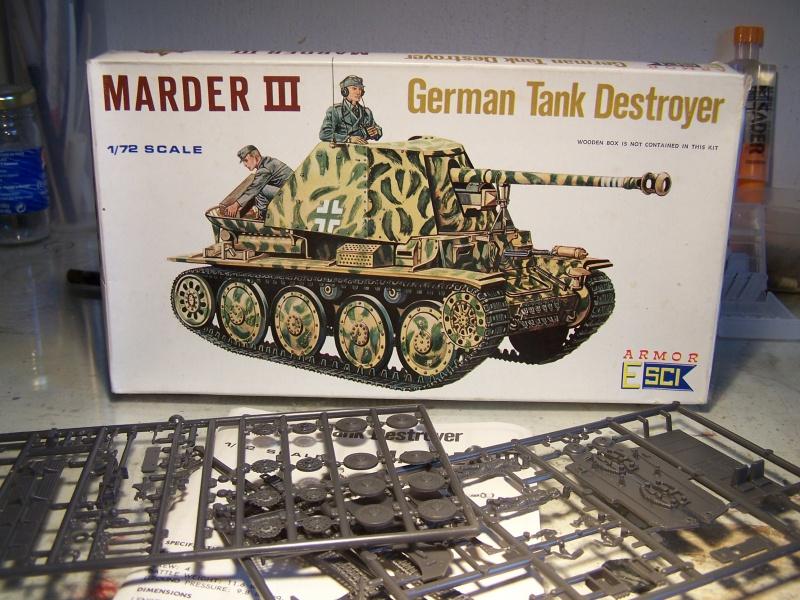 (Esci) Marder 3 panzerjager 3687911005435