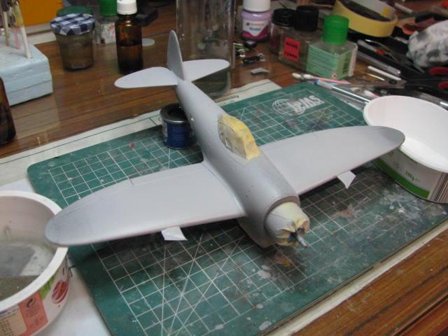Restauration P-47D Monogram 1/48 .......Terminé!  368851IMG5465