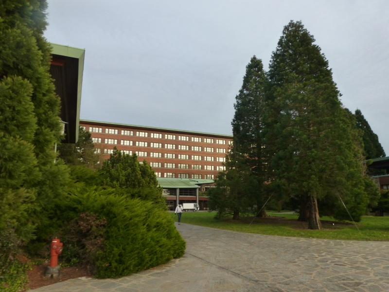 Trip Report d'un séjour dépaysant au Séquoïa Lodge en GFC en famille du 25 au 27 janvier 2015, TR d'une belle journée printanière le 20 mai et journée estivale improvisée du 4 juin :) 369657P1190889