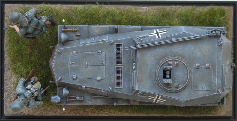 Sd.Kfz 253 Beobachtung  Dragon 1/35 369712IMG0068