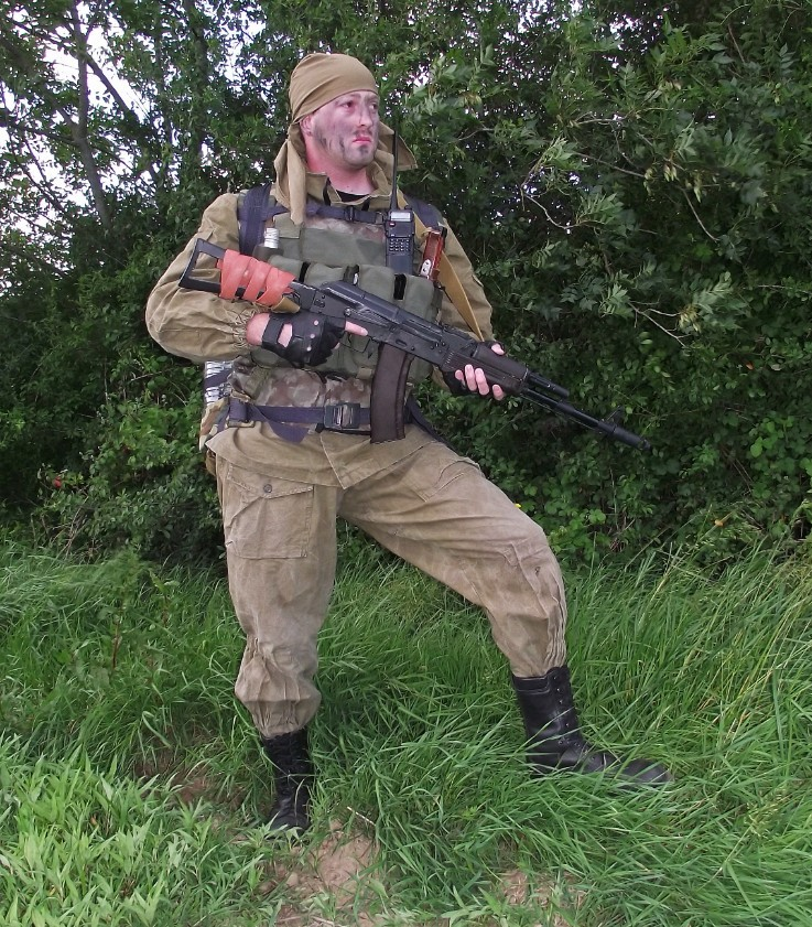 SPETSNAZ GRU Chechnya 1999 37085420140524184500