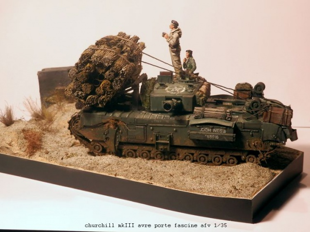 Churchill avre mk3  de chez afv club 1/35 - Page 2 371334P6220068