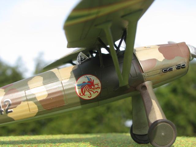 FW-56 Stösser Historic Plastic Models 1/48 371470IMG4466