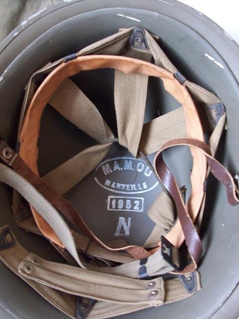 Mon casque modèle 1951 3715771002727