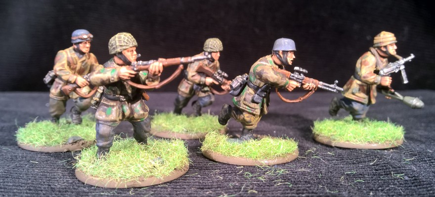 Bolt Action  - Quelques blindés ! 373206Fallschirmjager5