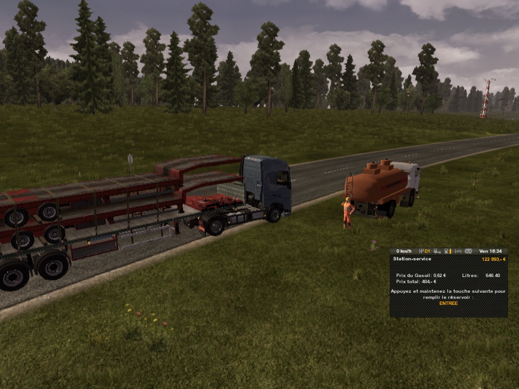ETS2 - On the road 4 et extension Russie - Page 2 373490ets200028