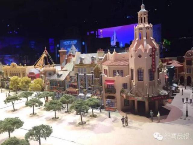 [Shanghai Disneyland] MICKEY AVENUE 373988sd25