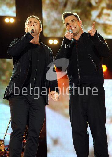 Robbie et Gary au concert Heroes 12-09/2010 37403222295301