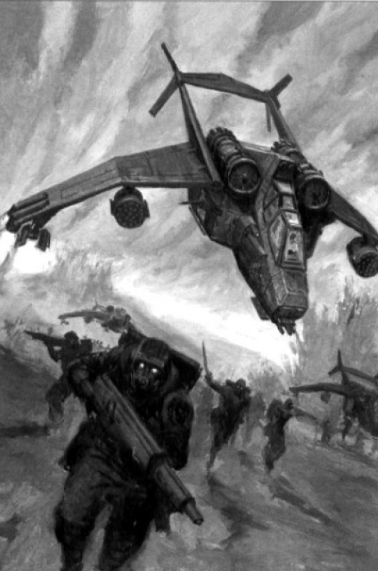 [W40K] Collection d'images : La Garde Impériale 374123StormtroopersAirAssault
