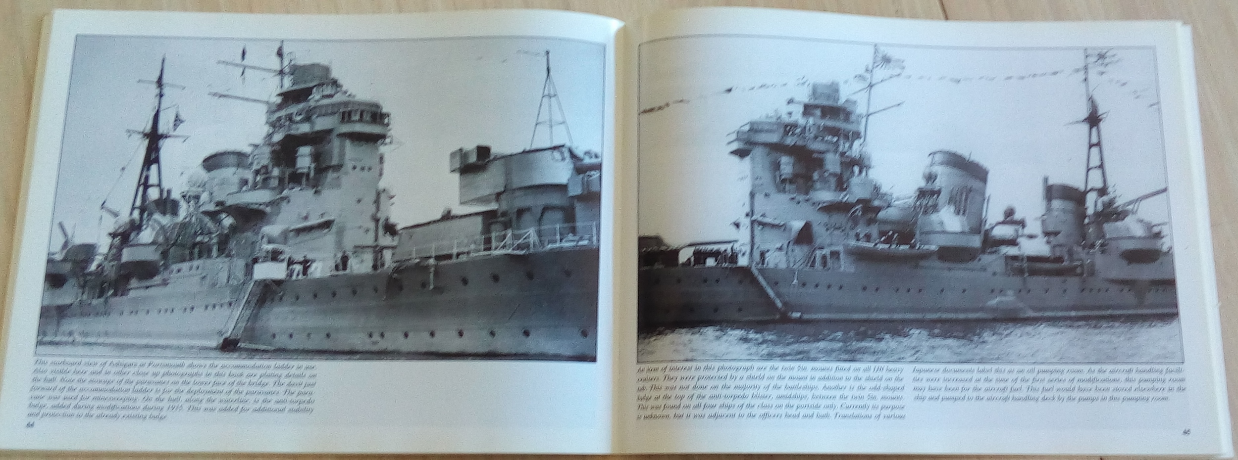 Cuirassé Richelieu 1/100 Vrsion 1943 sur plans Polonais et Sarnet + Dumas - Page 4 374694IMG201612271336392500x930