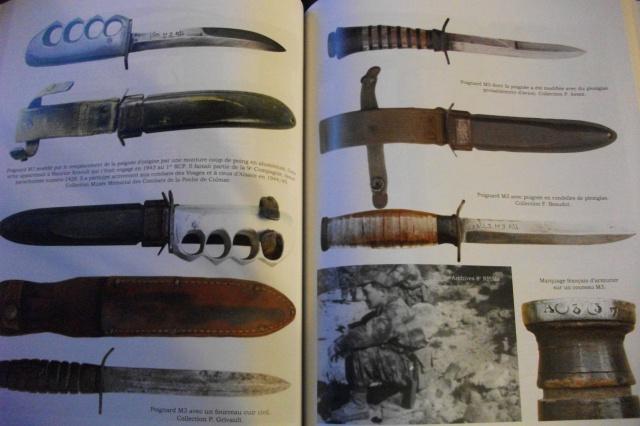 Couteaux et poignards baionnettes dans l' Armée Française 1940 à nos jours 375262DSCF3965