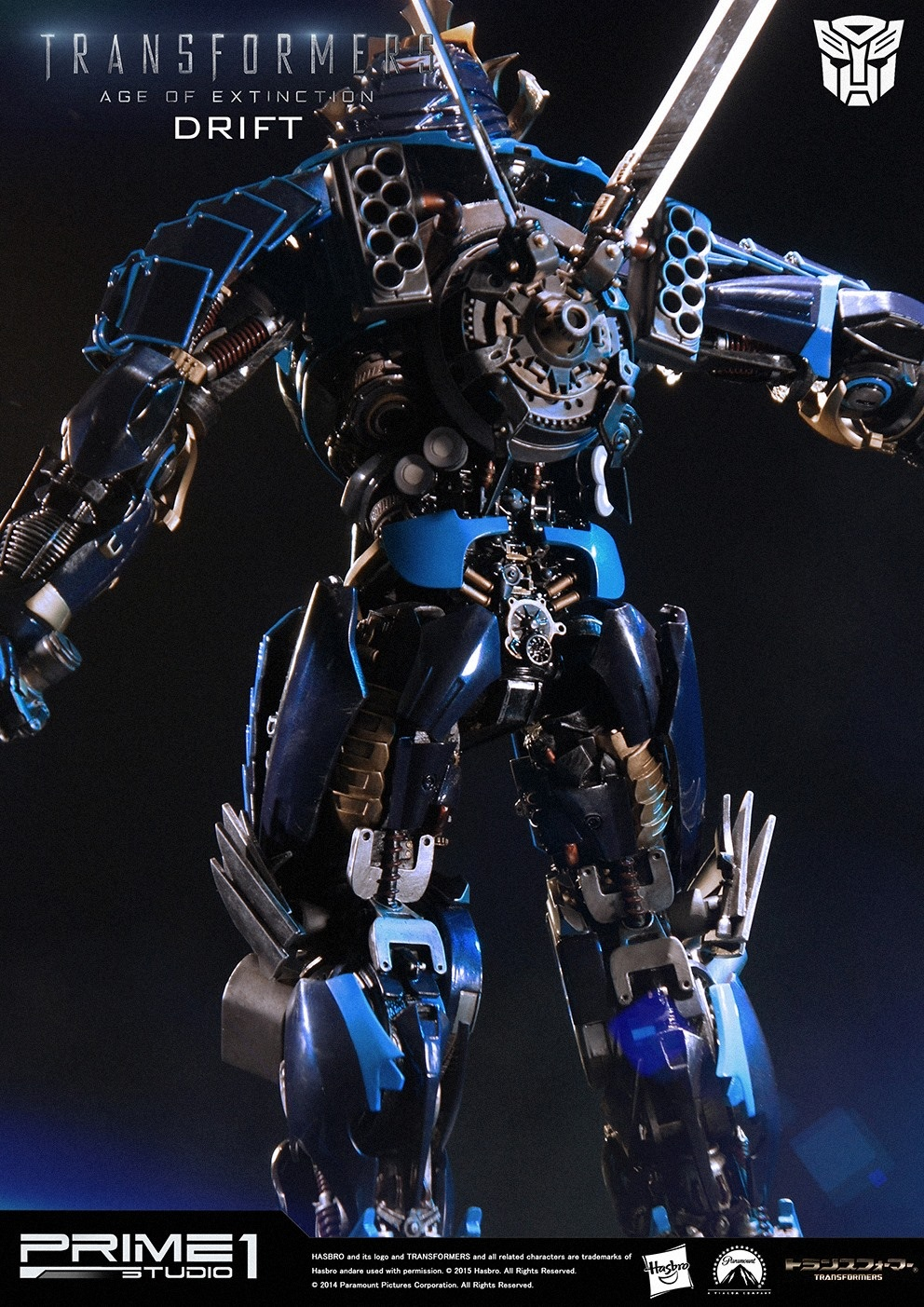 Statues des Films Transformers (articulé, non transformable) ― Par Prime1Studio, M3 Studio, Concept Zone, Super Fans Group, Soap Studio, Soldier Story Toys, etc - Page 3 375267image1423754608